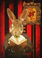 The March Hare by FuzzyBuzzy