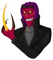 Thrax by EzziAnime by the-epidemic