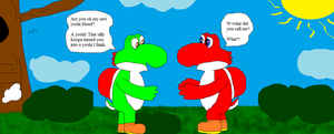 red yoshi commission TF pt.5 by thetrans4master