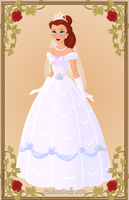 Rose, Wedding Dress by taytay20903040