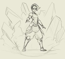 Toph.revision by Sketchydeez