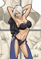Angel KOF - updated by AlessandroGazzoli