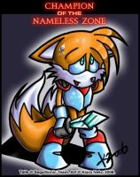Champion of the Nameless Zone by kiaraneko