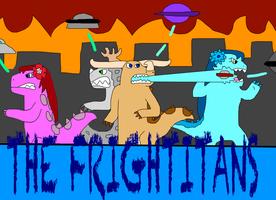 The Frightitans by jacobyel