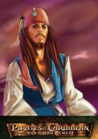 Pirate of Caribbeans by CYLex
