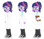 Science Twilight Illustrator Test by dm29