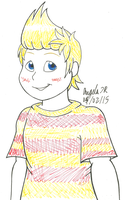 Lucas Pen Art by CherishedRose