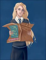Luna Lovegood by Until-The-Dark