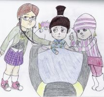 Despicable Me- request by TwilightKeyblade928