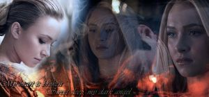 Sylar and Claire - My heart is broken by abask5