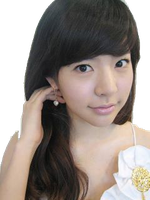 Sunny snsd png by leeaudrey
