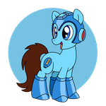 The Blue Bucker v2.0 by PerfectPinkWater