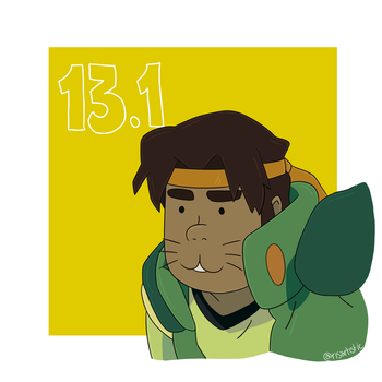 Happy birthday Hunk! by risartistic