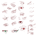 Eye References by Karichanus