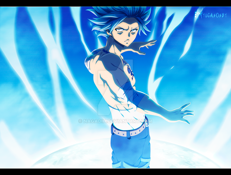 Fairy Tail 522 - Gray's trump card by hyugasosby