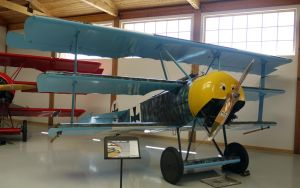 Fokker Dr.1 Voss by shelbs2