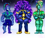 [OPEN] Jasper and Bismuth Adopts (3/3) by Jaska610
