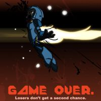 Game Over by Axeraider70