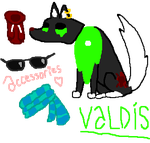 Valdis, ma New Charrie by Root--Bear