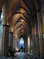 Vaulted Ceilings by OrioNebula
