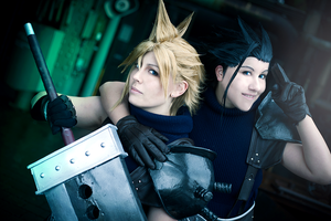 FFVII - Live Like We're Dying by stormyprince