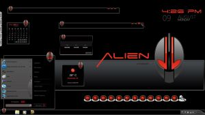 Alien Invasion WB by coolcat21