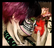 Sugar Skull II by PlaceboFX