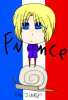 Chibi France by Kira--Raito