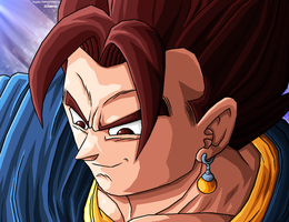 Vegetto-Such Power- REMASTERED by JJJawor