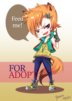 Adopt Auction: Bad Fox [CLOSED] by fenaru