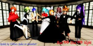 MMD Bad End Night Models DOWNLOAD -DOWN- by ChiharuYuuka