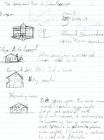 Notes about houses by LeoCronis