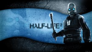 Half-Life 2 WP - CP Officer by RAMyMamy