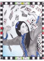 Jenni's Evidence - Card Attack by Ngoc12
