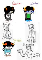 Fansession trolls by FableWing