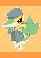 Legal the Snivy
