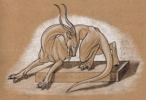 Schit - Another Dragon by rheall