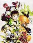 Ben and the Complete 10 by henya66