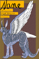 DragonCharacter AUCTION PRICES UP (OPEN) by GalaxyCrowButt
