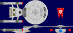 USS Baton Rouge Multi- View by captshade