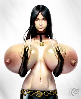 X-23 by mangrowing