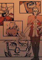 Pain of the Past sample (unfinished) by lizardberry