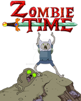 Zombie Time by meia013