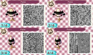 Paine Shirt ACNL by Shulky