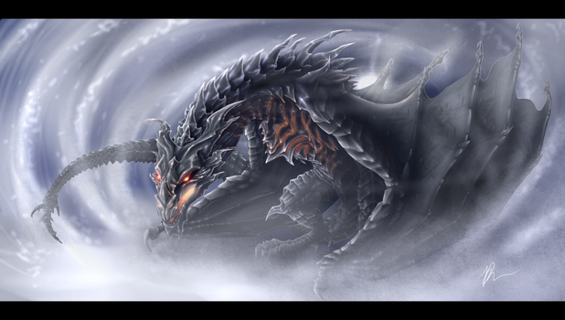 Alduin by jebANON