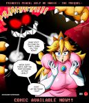 P. PEACH: HELP ME MARIO!! THE PREQUEL!! AVAILABLE! by Witchking00