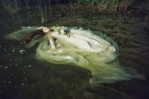 Ophelia by Voodica