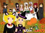Halloween Harvest by Xx-Angel-Sherubii-xX