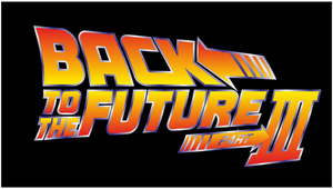 Back to the Future  Logo Font by CmdrKerner