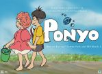 Ponyo: To the Beach by ellestril